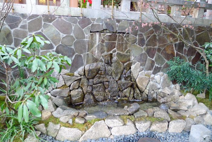 東京大神宮の清水