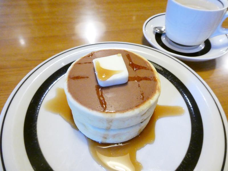 板橋区_ピノキオのホットケーキ