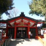 【熊野神社(板橋熊野町)と御朱印】近くに首都高が走る神社、雰囲気良好!|板橋区熊野町