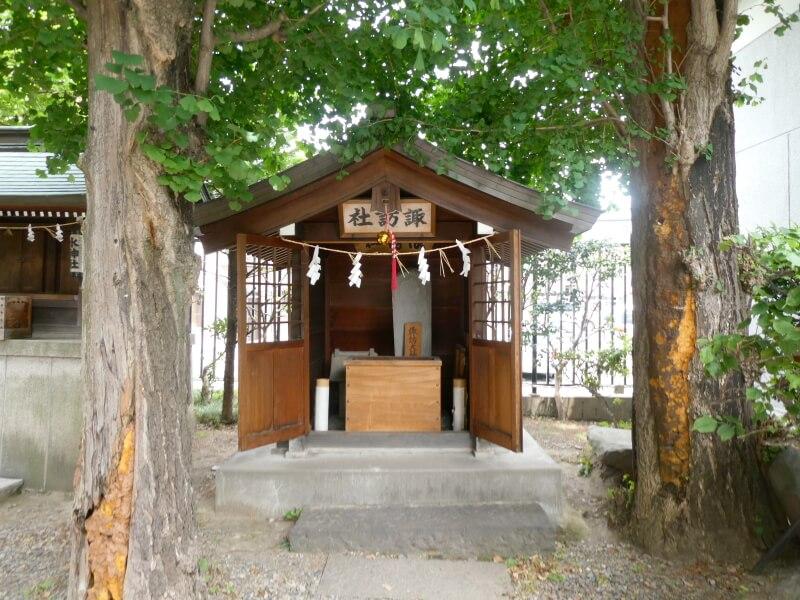 墨田区_白髭神社の境内社