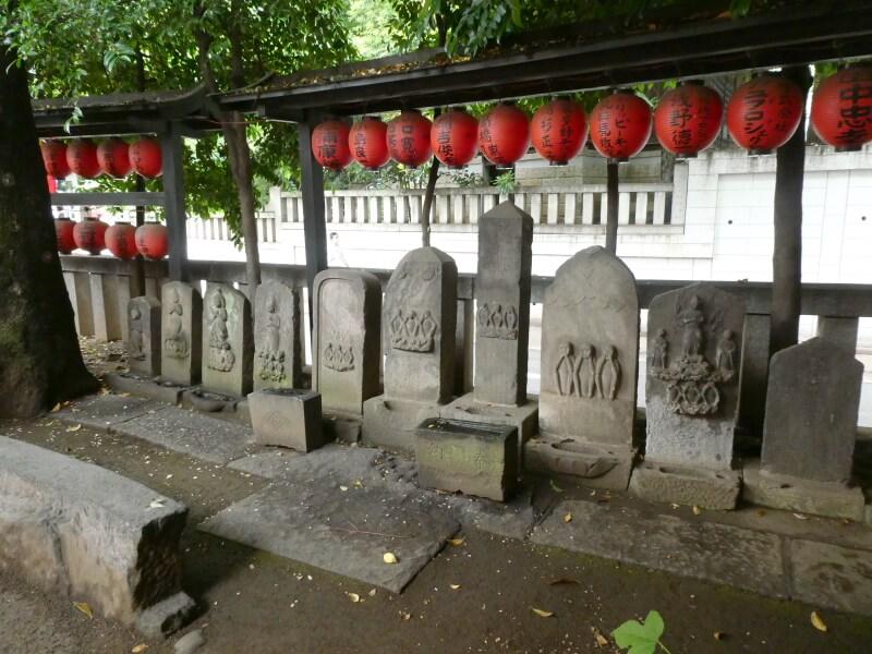渋谷区_豊榮稲荷神社 庚申塔