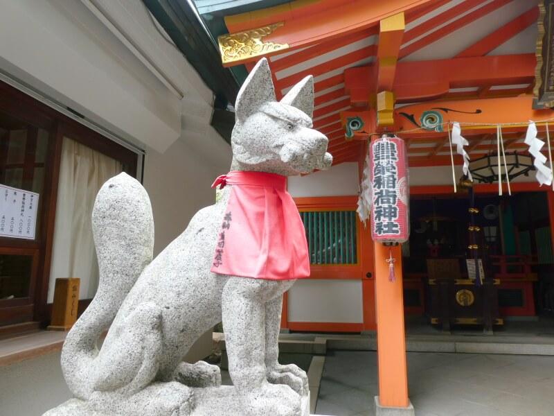 渋谷区_豊榮稲荷神社 お稲荷さん