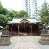 渋谷区_金王八幡宮の社殿
