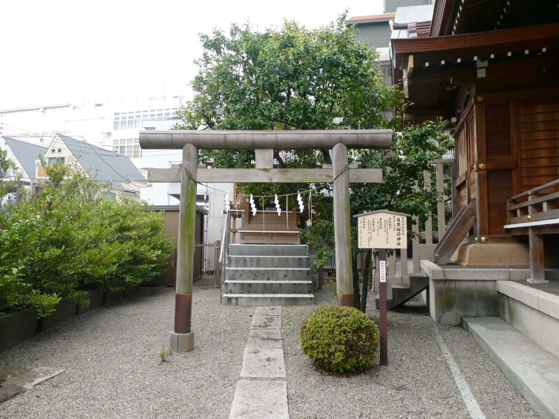 大鳥神社の境内社