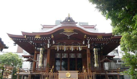 【大鳥神社と御朱印】創建は1,200年以上前という目黒区最古の神社|目黒区